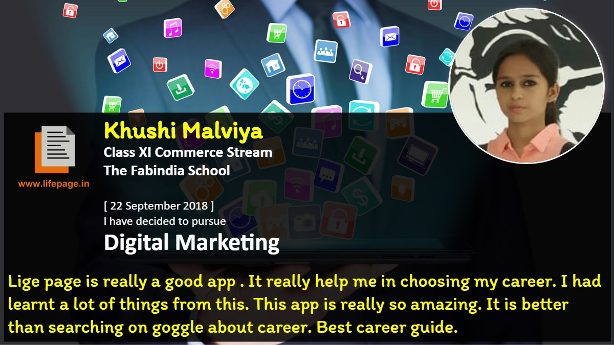 Lige page is really a good app . It really help me in choosing my career. I had learnt a lot of things from this. This app is really so amazing. It is better than searching on goggle about career.  Best career guide.