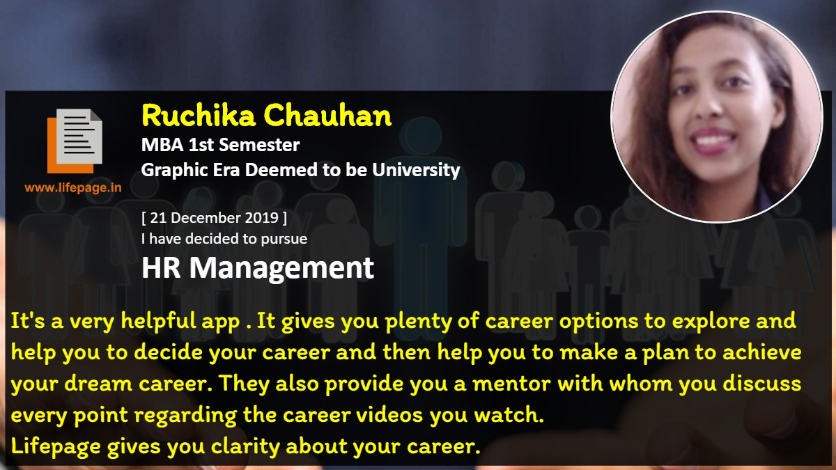 It's a very helpful app . It gives you plenty of career options to explore and help you to decide your career and then help you to make a plan to achieve your dream career. They also provide you a mentor with whom you discuss every point regarding the career videos you watch.<br />