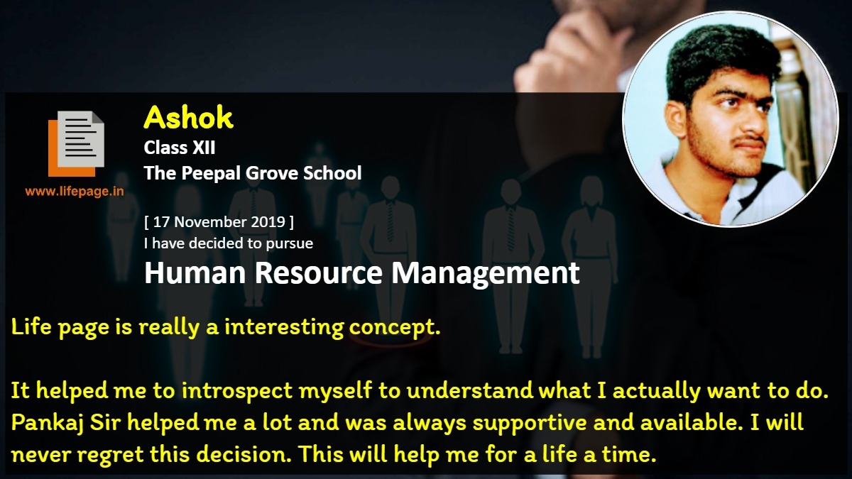 Life page is really a interesting concept.